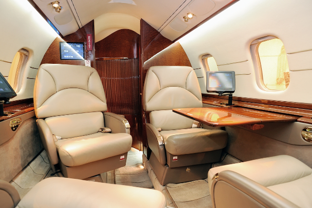Airline interiors protection with MicroSeal_Premium Surface Protection
