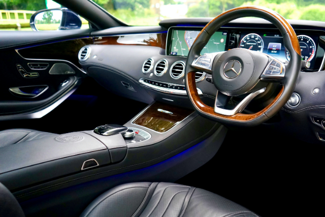 Car Leather protection with MicroSeal_Premium Surface Protection